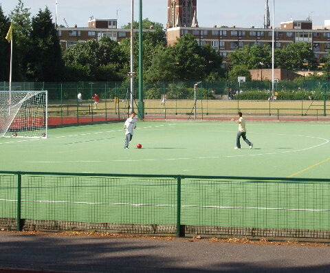 Paddington Football Pitch